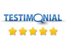 Five Star Testimonials for GBMP